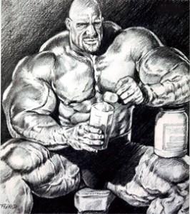 Протеины для набора веса