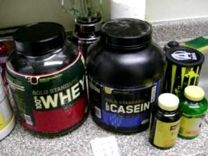Протеины для набора мышечной массы